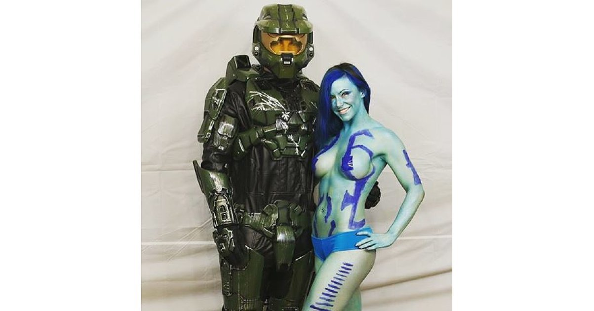 Halo 4 Costume – HD Wallpapers