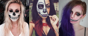 62 Scary-Sexy Skeleton Makeup DIYs For Your Best Halloween Yet