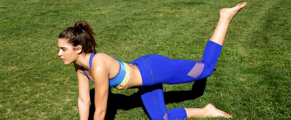 Work Your Lower Body With This Kickass Pyramid Workout