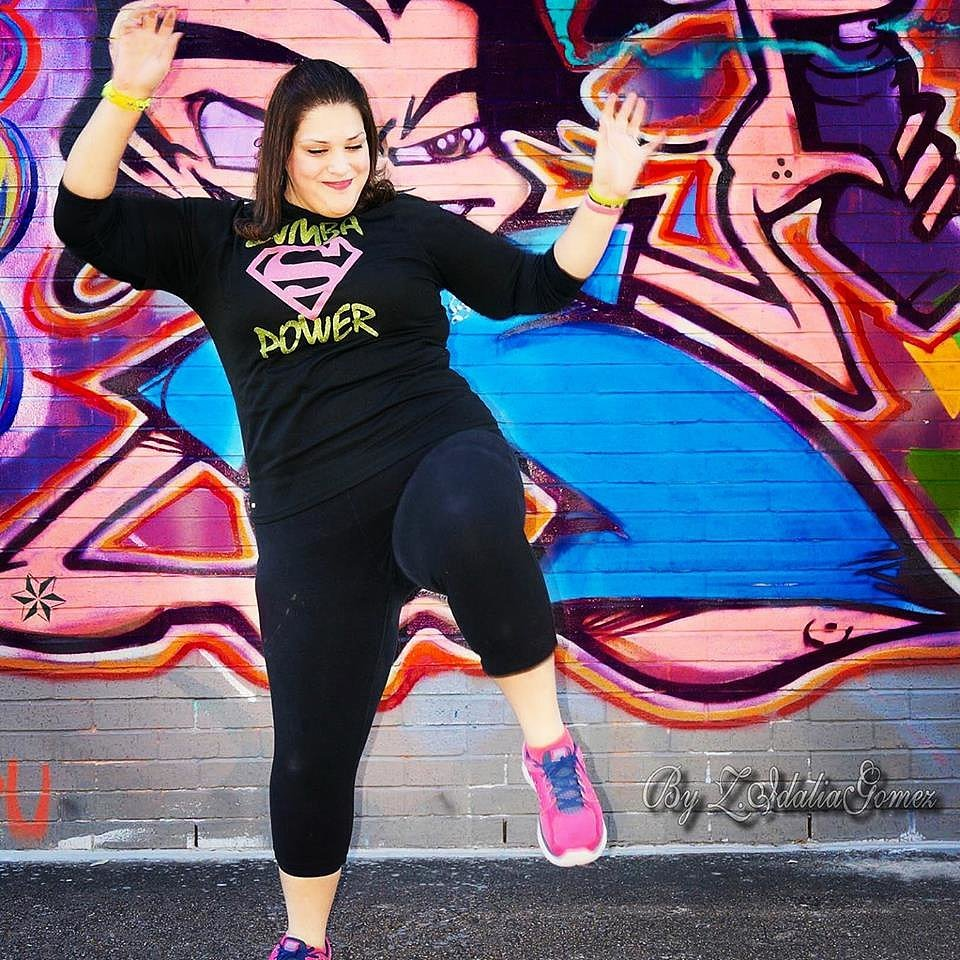 Losing Weight With Zumba | POPSUGAR Fitness