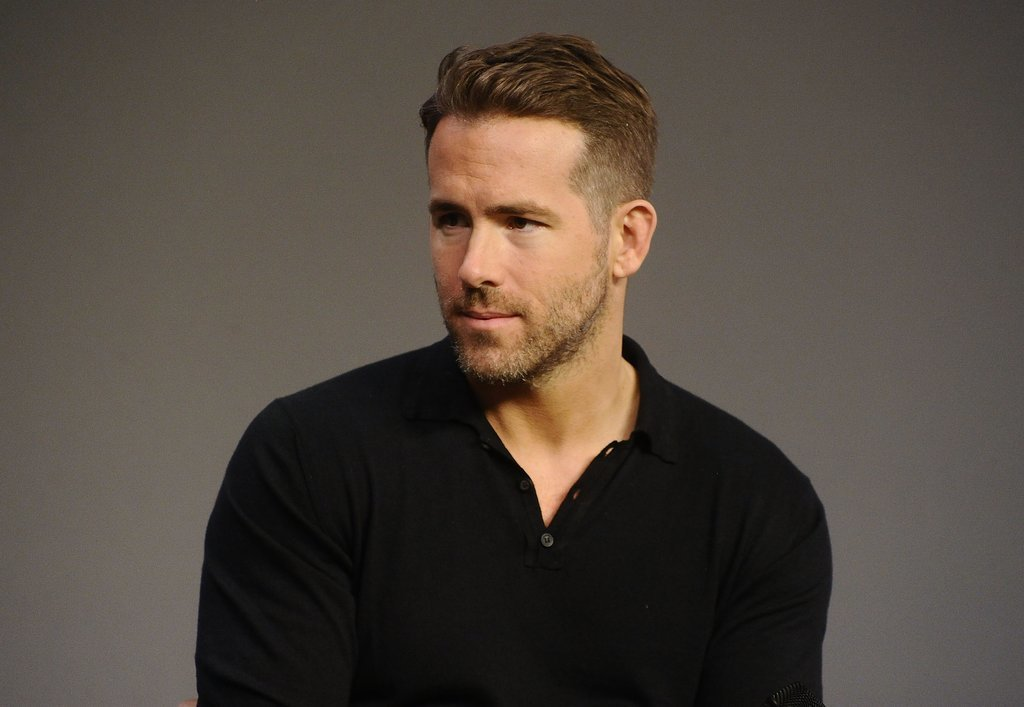 Ryan Reynolds Appearances September 2015 | Pictures | POPSUGAR ... Ryan Reynolds