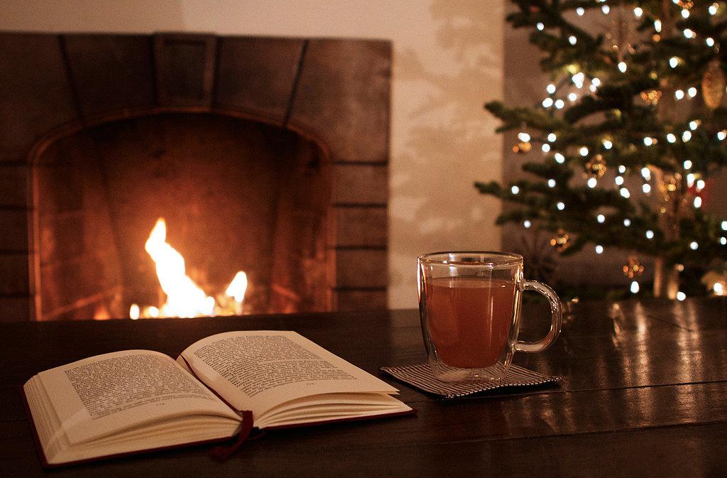 Enjoy a Fireside Cuddle