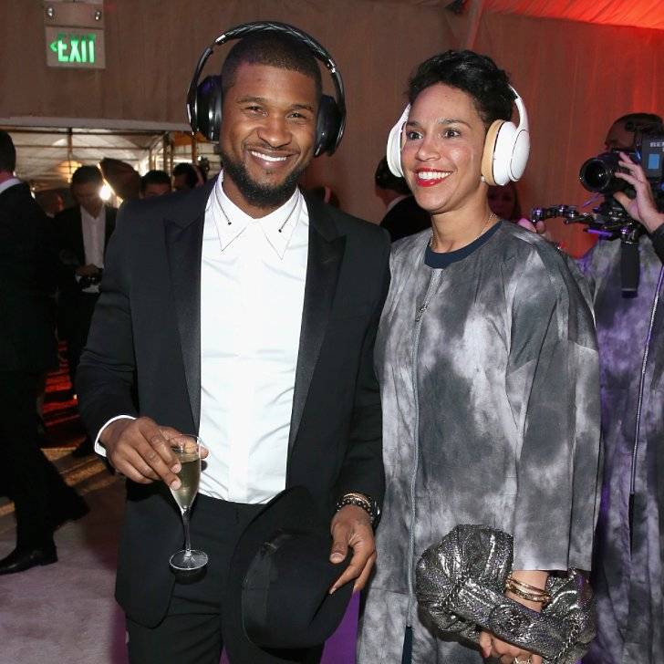 Usher Wedding: Surprise! Usher And Grace Miguel Are Married!