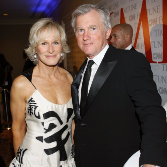 Glenn Close and David Shaw Divorce