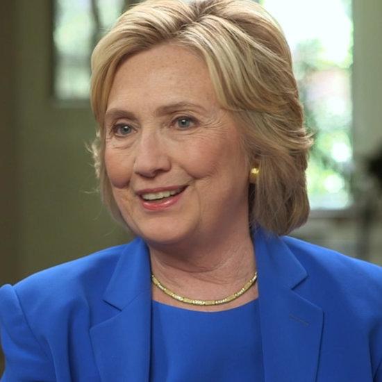 Lena Dunham Interviews Hillary Clinton For Lenny Letter