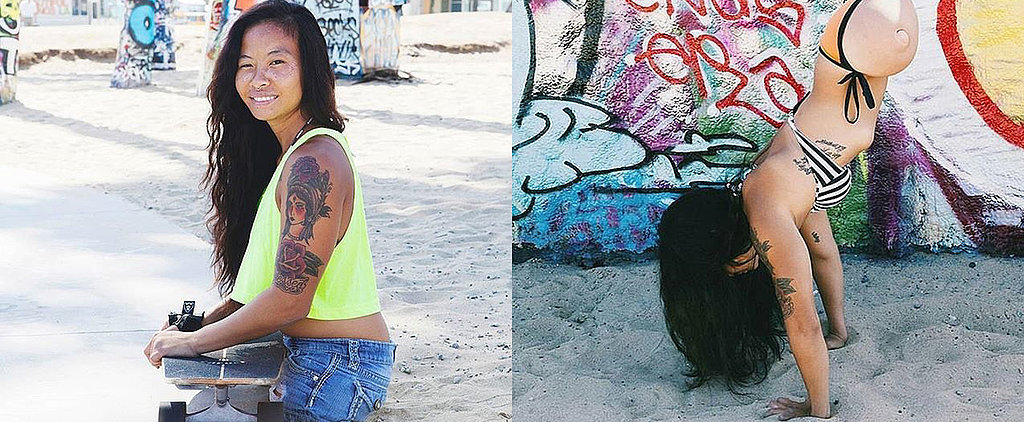 Born Without Legs, This 23-Year-Old Is Proof Body Confidence Comes From the Inside