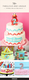 70+ Fabulous and Unique Birthday Cakes For Baby and Tot