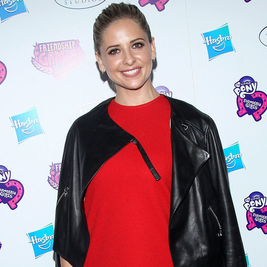 Sarah Michelle Gellar's Daughter With a Bow and Arrow