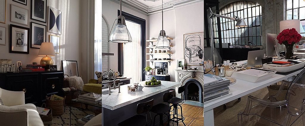 The Set of The Intern Will Give You Serious Home Goals