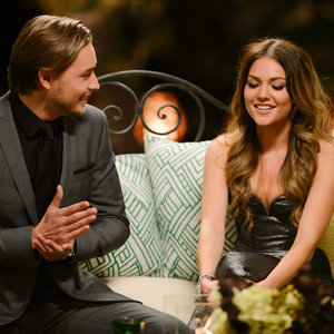 Video of Sam Frost Arguing With David on The Bachelorette