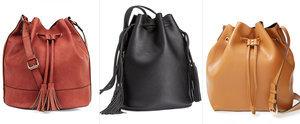 40 Budget-Friendly Bucket Bags Under £50