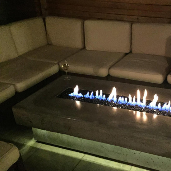 How to Make a Concrete Firepit