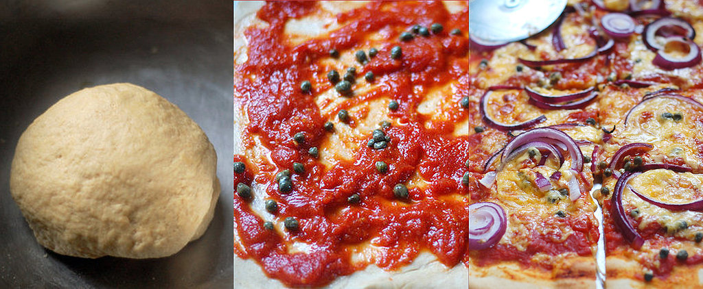 Have Pizza Anytime With Homemade Dough