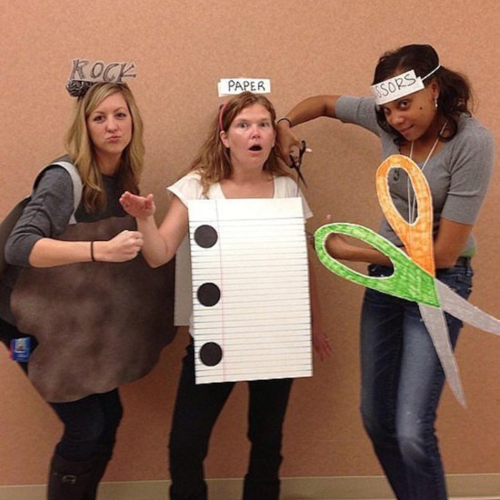 Costumes For Extroverts
