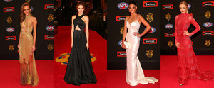 LIVE: See Every Glamorous Gown on the Brownlow Medal Red Carpet
