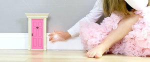 Why Your Kids Are About to Become Obsessed With These Tiny Fairy Doors