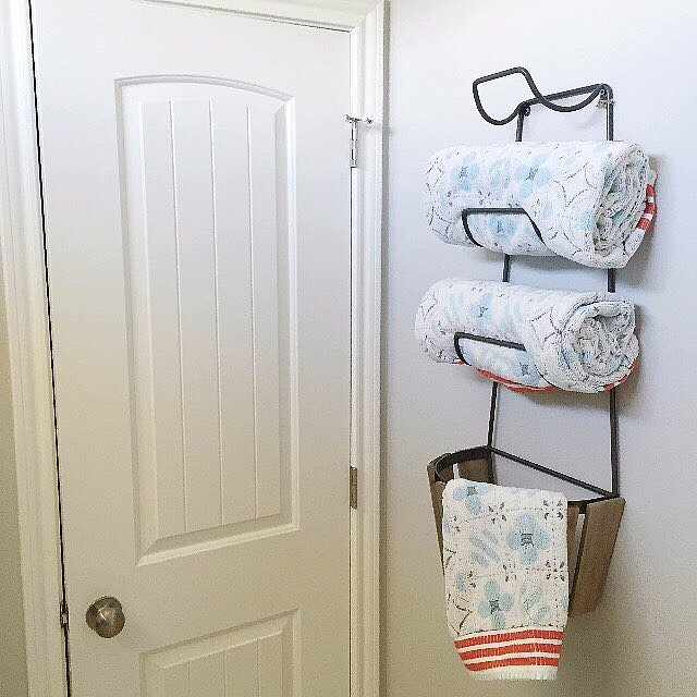 Make a Statement With Your Bathroom Storage