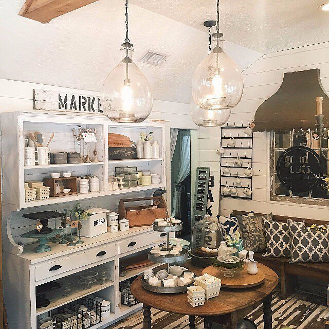 Joanna Gaines Kitchen Decor: 20 Vintage Decorating Ideas Inspired By Chip And Joanna