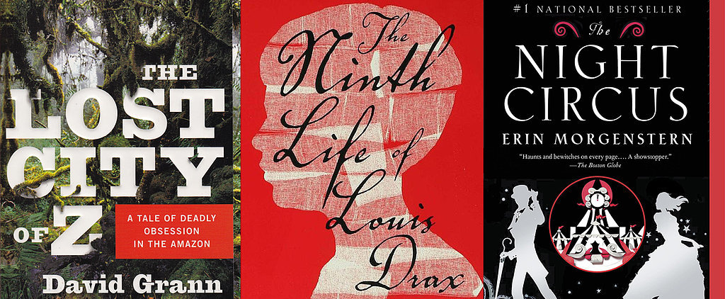 POPSUGAR Shout Out: You'll Want to Read These Books Before They Become Movies