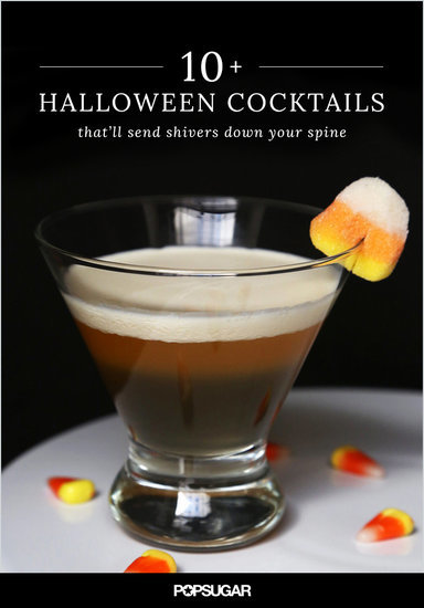 13 Halloween Cocktails That'll Send Shivers Down Your Spine