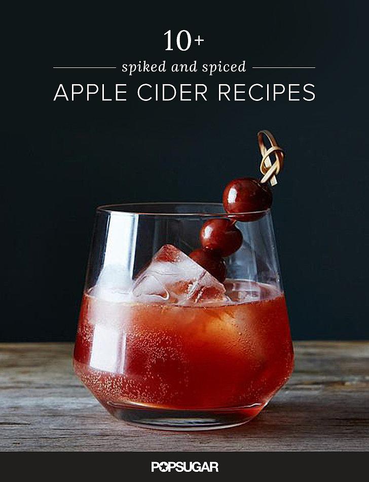 Spiked Warm Apple Cider Recipes | POPSUGAR Food