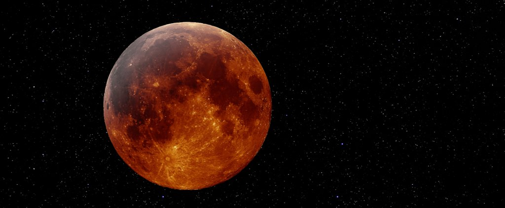 This Is the Only Picture of the Super Blood Moon You Need to See Today