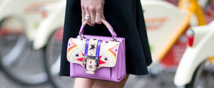 Updated! See All the Quirky-Cool Shoes and Bags We Spotted at MFW