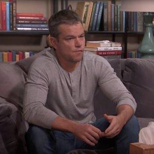 Matt Damon on Jimmy Kimmel Live September 2015