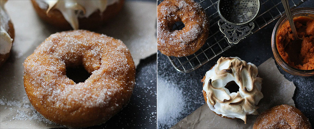 This Pumpkin S'mores Doughnuts Recipe Is the Perfect Twist on Fall Desserts