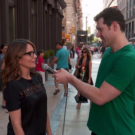 Tina Fey Naming Latino Performers Viral Video
