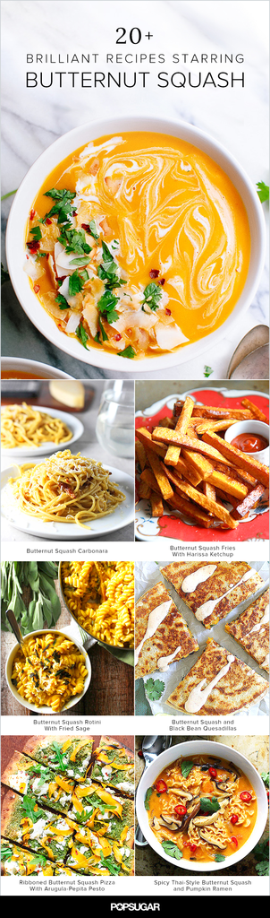 22 Brilliant Recipes Starring Butternut Squash