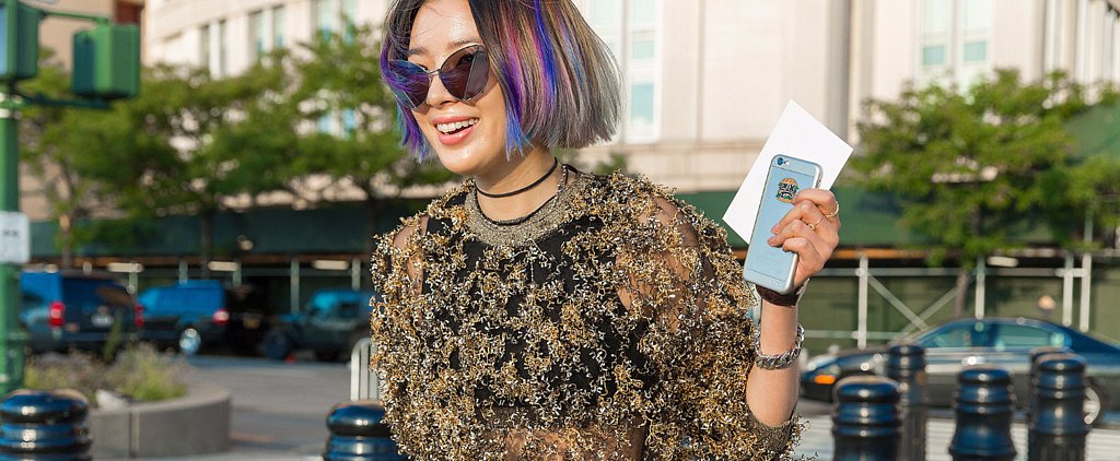 15 Rainbow Hair Trends That Dominated Salons in 2015
