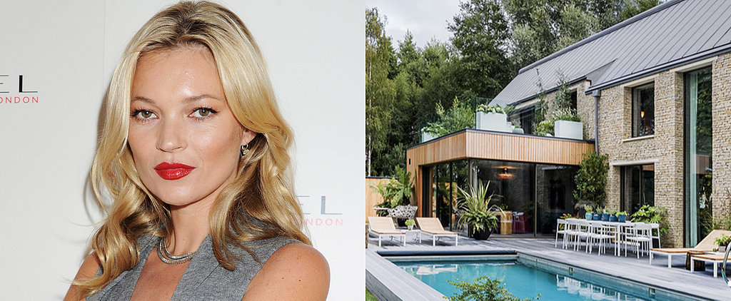 So This Is What a House Designed by Kate Moss Looks Like — Sold!