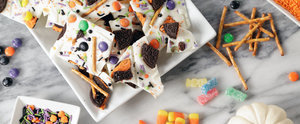 This Halloween Chocolate Bark Recipe Is Scary Good