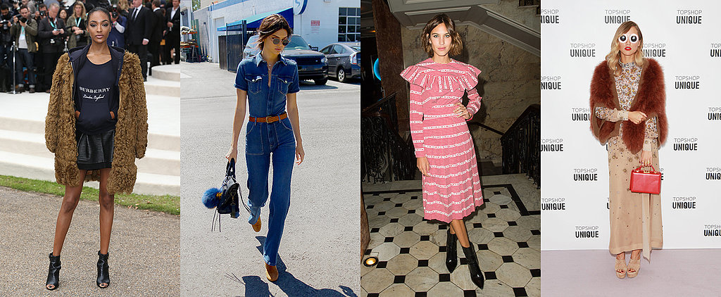 10 It Girls Who Slay Fashion Week Style, Every Time