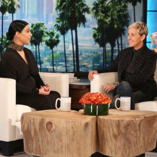 Kim Kardashian Talks About Kanye West Running For President