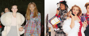 7 Times Kate Moss and Naomi Campbell Were Totally Cher and Dionne
