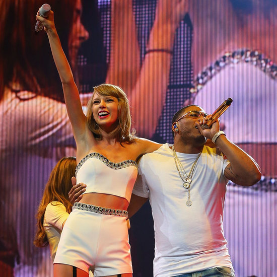 Nelly and Haim on the 1989 Tour With Taylor Swift | Pictures