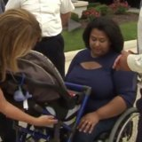 A High School Student Just Invented a Stroller For Moms in Wheelchairs