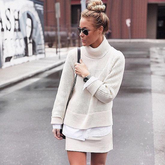 Ways to Wear a Sweater