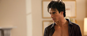 The Vampire Diaries: Ian Somerhalder Dons His Birthday Suit in This Must-See Video