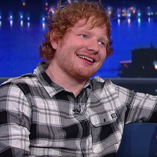 Ed Sheeran on The Late Show September 2015 | Video