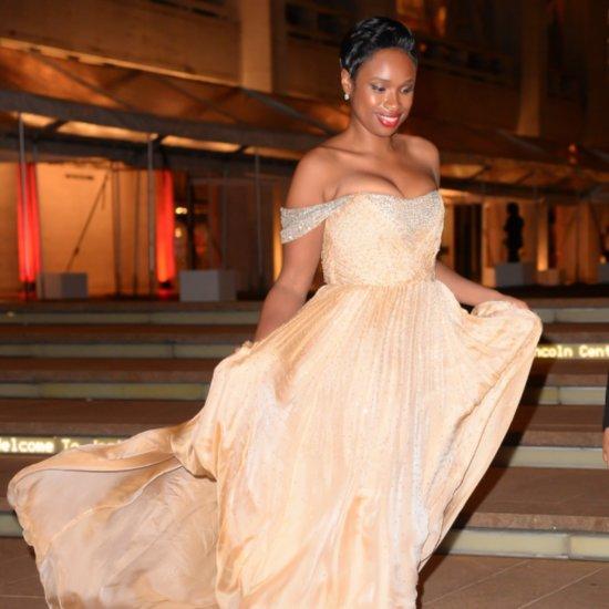 Jennifer Hudson New York City Ballet Fall Gala Pictures 2015