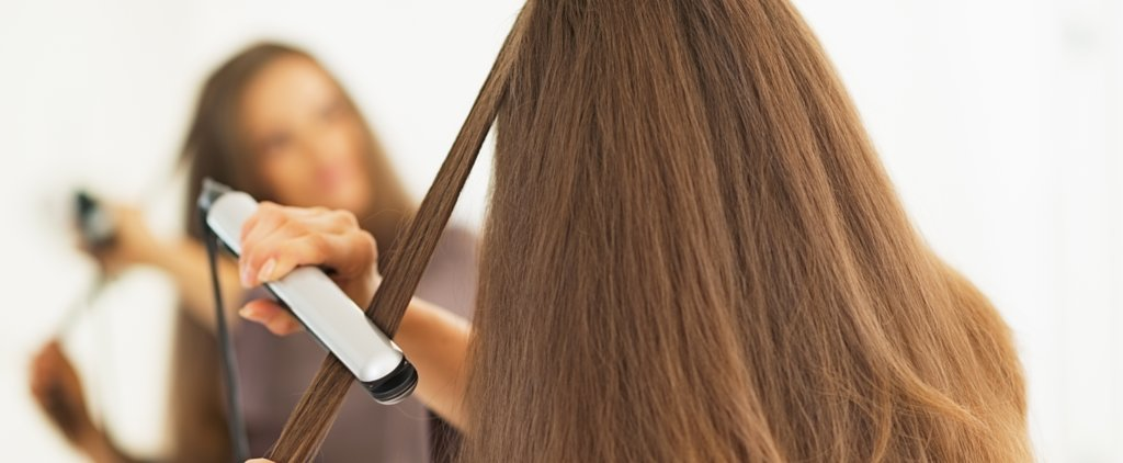The Major Hot Tool Mistake That's Frying Your Hair