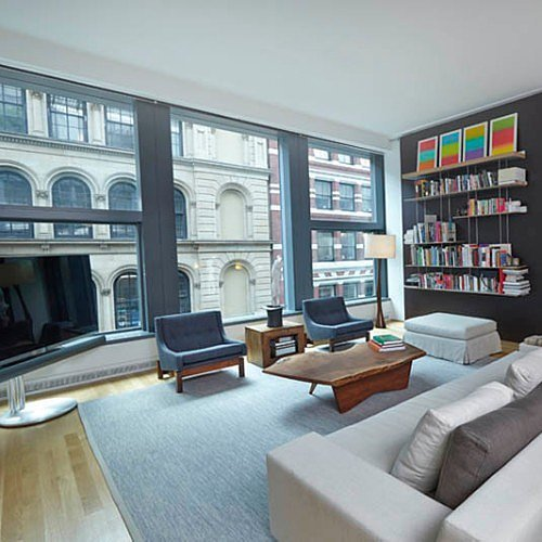 Daniel Radcliffe Rents Out His SoHo Apartment