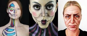 Last-Minute, Makeup-Only Costumes You Haven't Heard of Yet