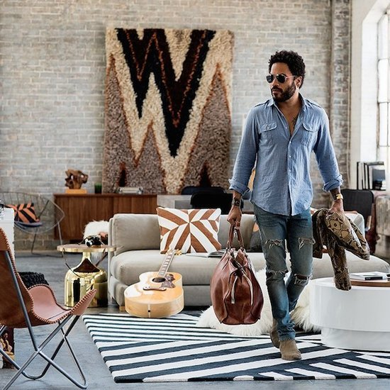 Lenny Kravitz Adds Interior Designer to His Resumé