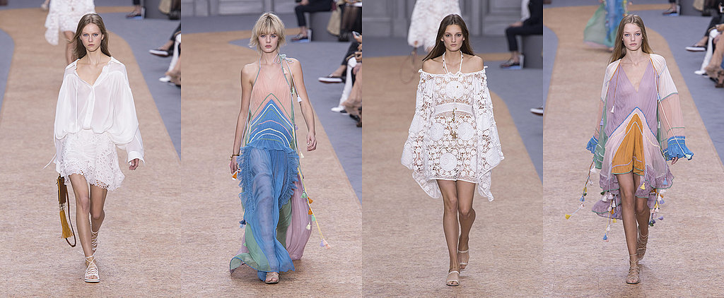 Everything You Need to Know About the Chloé Runway Show
