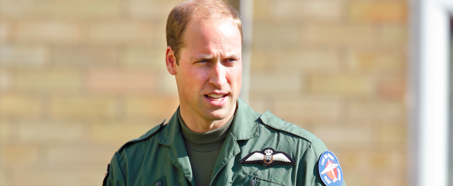 Royal Hero! Prince William Helped Rescue a Little Girl Injured in a Car Crash