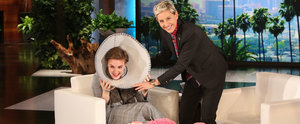Ellen DeGeneres Just Gave Lena Dunham the Best Halloween Costume Ever